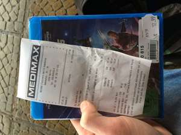 [Lokal Berlin] Guardians of the Galaxy @Medimax