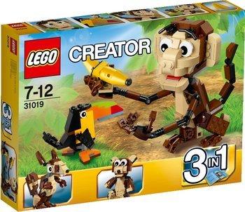 [@real.de] LEGO Creator 31019 Urwald Tiere bei Lieferung in Filiale 9 Euro, sonst 13,95 Euro
