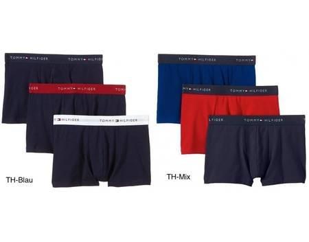 TOMMY HILFIGER Geschenkbox Boxershorts Herren 3 Stück/Pack in Geschenkbox für 28,99€ @ MeinPaket