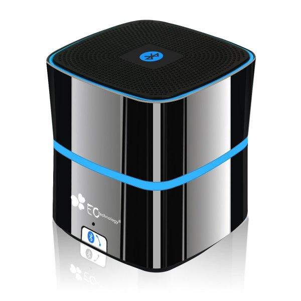 Kleiner Bluetooth Lautsprecher mit Freisprechfunktion @Amazon