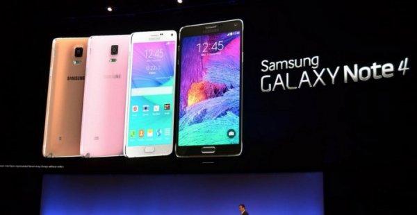 Finally! Samsung Galaxy Note 4 Neujahrsdeal 100€ Cashback