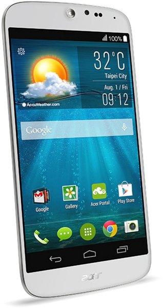 """[WHD] Acer Liquid Jade Plus (5"""", Quad-Core, 2GB RAM, Android 4.4, Dual-SIM, 13MP) für 180,23€"""