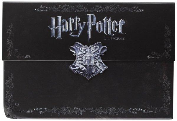 Harry Potter - Komplettbox mit 3 Bonus Discs (Blu-ray) für 32,27€ @Amazon.fr