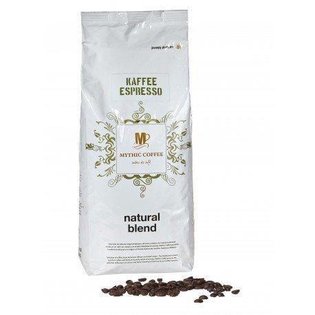 Mythic Coffee natural blend für 17,90 € (statt 22,90 €) - nur im Januar