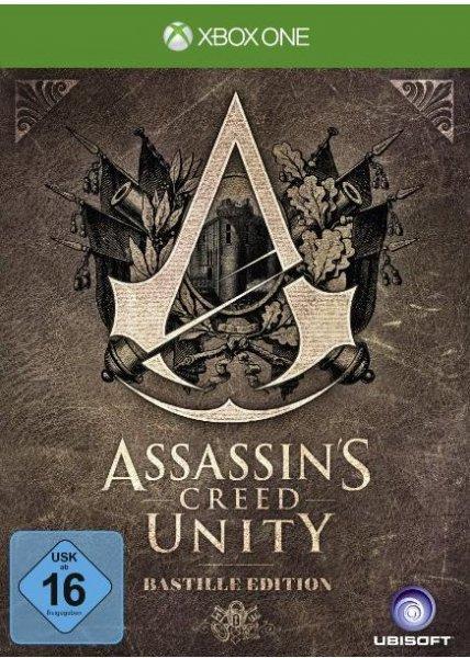 [Amazon.co.uk] Assassins Creed Unity Bastille Edition für Xbox One