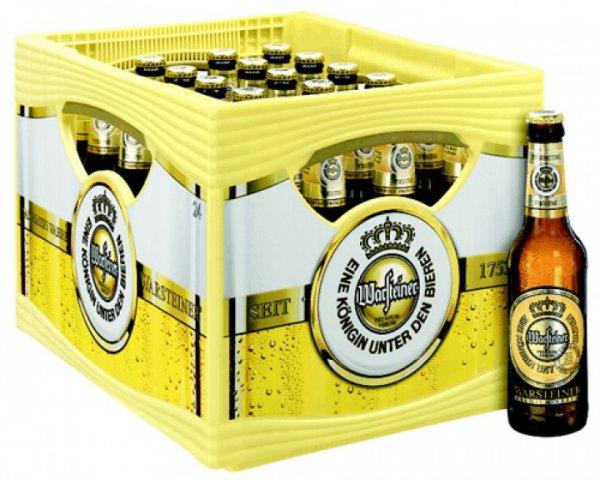 Warsteiner 0,5 L Kiste 10,99 € + 6 Pack + Pilstulpe bei Trinkgut NRW Lokal