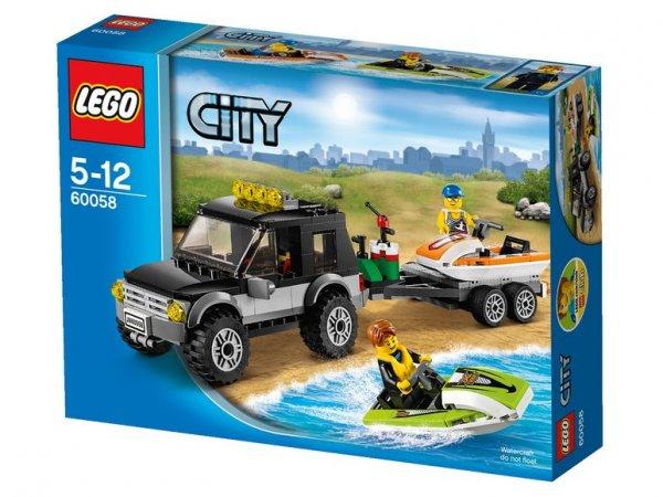 ROSSMANN Lego 60058 City Geländewagen 10 € zzgl. Versand