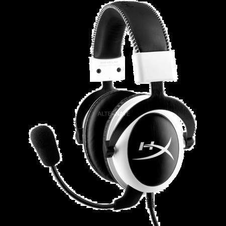 "Kingston HyperX Stereo Headset HyperX ""Cloud"" Weiß bei Zack Zack"