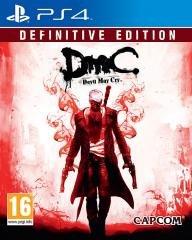 DmC: Devil May Cry Definitive Edition (One/PS4) für 32,95 EUR inkl. Versand vorbestellen