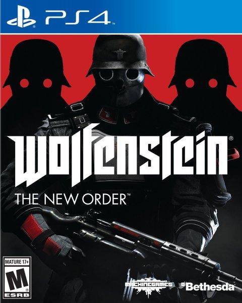 Wolfenstein: The New Order [PS4] für 18,71€ @Amazon.fr [Update]