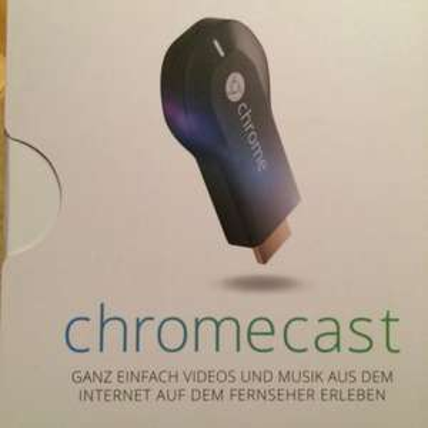 Chromecast 35€ + 15€ Google Play [Saturn]