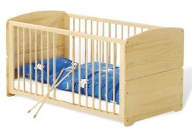 [Amazon.de] Pinolino 111002 - Kinderbett Träumerle unbehandelt für 155,36 €