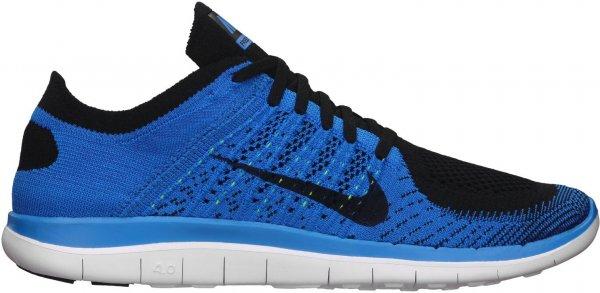 Nike Free Flyknit 4.0 (Blau) - Gr. 40-46 - Idealo 94,95€