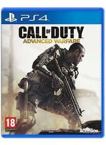 [PS4 / Xbox One] Call of Duty: Advanced Warfare für ca. 35,07€ (aus UK, deutsch spielbar!)