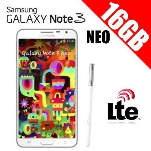 SAMSUNG GALAXY NOTE 3 NEO N7505 SMARTPHONE Weiß bei Ebay