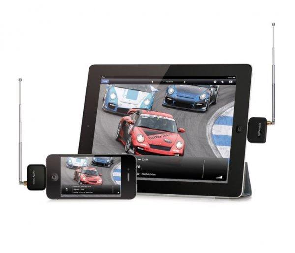 ebay WOW:DVB-T-TV-Stick für iPhone5,iPad 4,mini,Air von Elegato