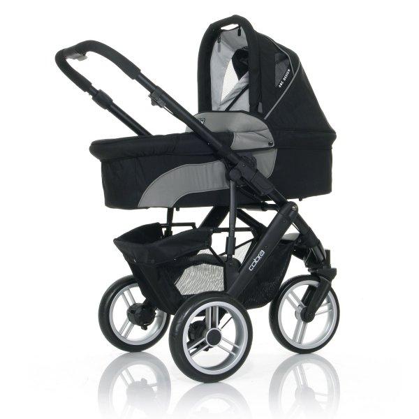 ABC DESIGN Kinderwagen Cobra anthracite-black - 199,99 €  - BABY-MARKT