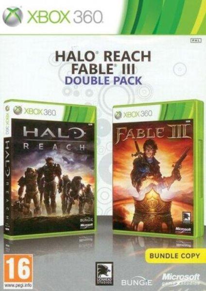 Halo Reach & Fable 3 (Xbox360) für 8,95€ @Coolshop
