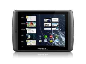 "ARCHOS 80 G9 Tablet 20.3 cm 8"" Multitouch Display Multicore-CPU 16GB Android 4 (generalüberholt) @ebay"