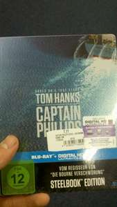 Steelbook Blurays (Django, Captain Philips, uvm.) [Lokal Saturn Karlsruhe]