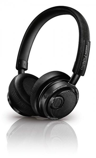 Philips Fidelio M2BT - Kabellose OnEar-Kopfhörer für 194,58€ @Amazon.es