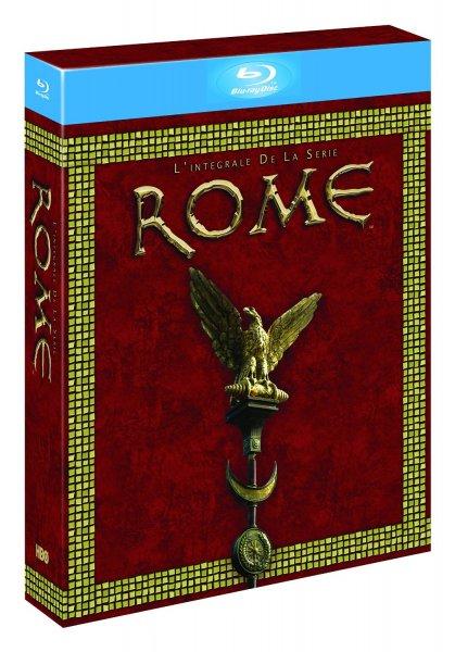 Rom - Die komplette Serie Blu-ray (10 Discs) inkl. Vsk für 33,91 € > [amazon.fr]