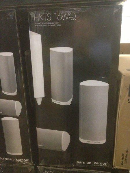Ebay: Harman Kardon HKTS16WQ - 5.1 Lautsprechersystem für 310€