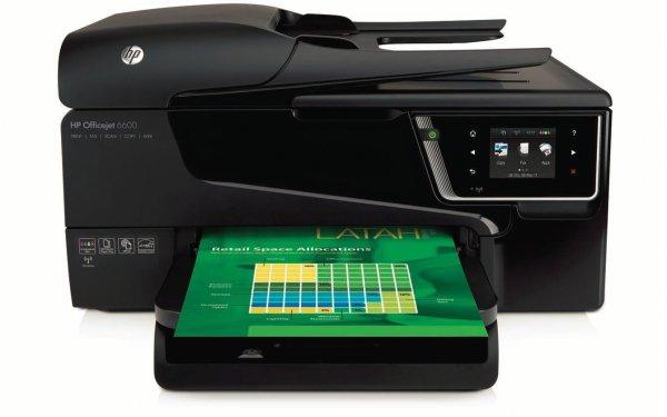 [HP Store Studenten + Family & Friends] Officejet 6600 Multifunktionsdrucker + HP 932XL [XL-Patrone schwarz] für 80,49€ = 33% unter Idealo