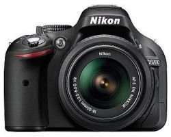 Nikon D5200 + AF-S DX 18-55mm VR II + 55-300mm VR für nur 654,90 Euro