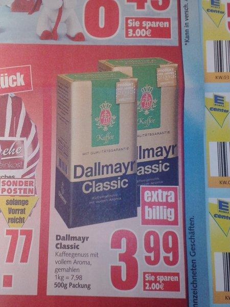 [E-Center : Dessau-Roßlau] Dallmayr Classic 3,99€ im Angebot minus 10% (bundesweit!)