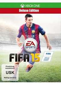 FIFA 15 Deluxe Edition Xbox One / Xbox Live Download