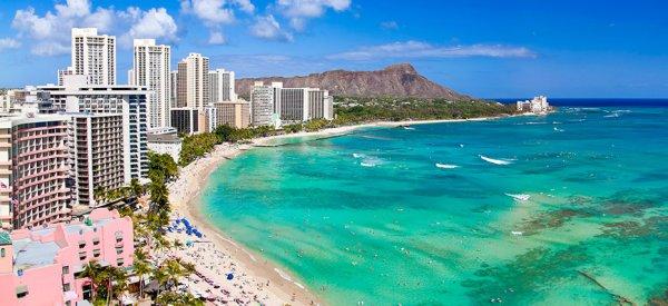 Flug nach Hawaii/Honolulu mit LH ab Paris 585€