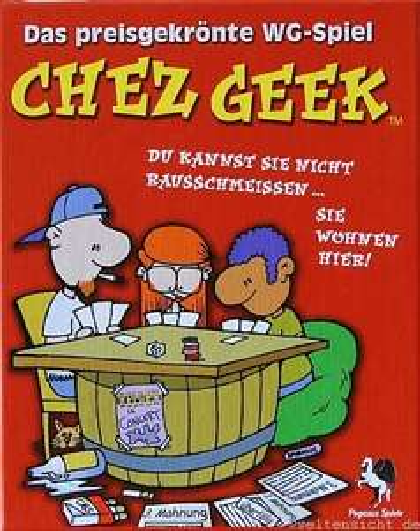 (Amazon) Chez Geek/Cthulhu