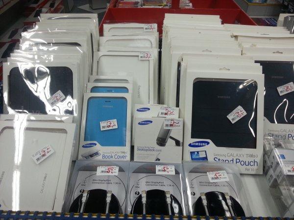 Original Samsung Tablet Zubehör zu Knaller Preisen ab 2€ im Expert Döring Bad Salzuflen