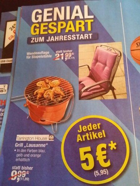 [Offline Bundesweit] Wendeauflage für Gartenstühle 5,95 Euro @Metro