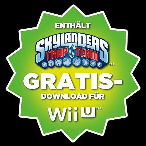 Skylanders Trap Team Starter Pack für Wii inkl. Download Code für Wii U [ToysRUs]