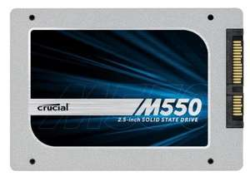 Crucial M550 512GB SSD für 162,53 @ hd-computer24.de