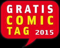 Gratis Comic Tag 2015 - 34 Hefte gratis am 09.05.2015