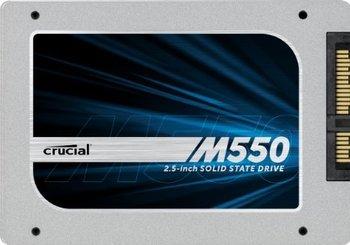 SSD Crucial M550 2.5 512GB [www.zackzack.de] für €