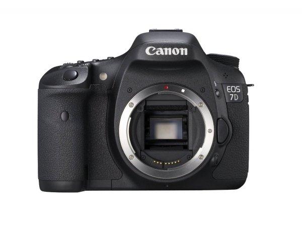 Canon EOS 7D Body für 800€ (Vergleichspreis: 880€) und 1,8% Qipu @Saturn