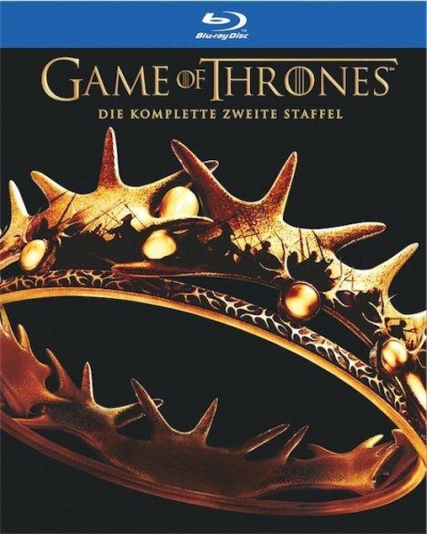 (Amazon.es) (BluRay) Game of Thrones - Staffel 2