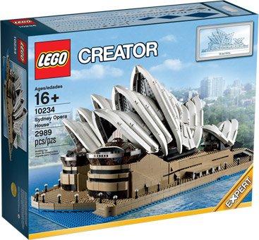 LEGO 10234 Creator Sydney Opera House, bei Intertoys für 237,99€, nur heute