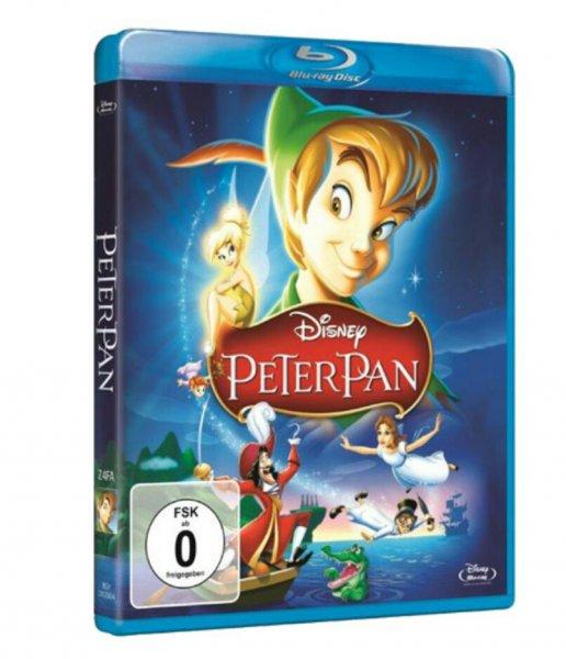 Diverse Disney Blu-Rays für 8,99€ bei Real (Off- und Online)