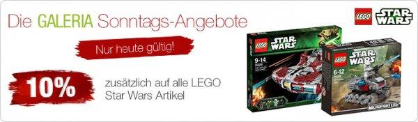 [Galerie Kaufhof Online/Payback] 10% Rabatt auf Lego Star Wars + 10fach Paybackpunkte nur heute