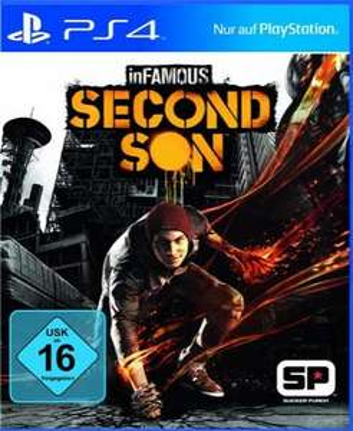 InFamous Second Son (PS4) @amazon.de