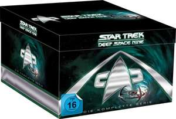 Star Trek - Deep Space Nine - Complete [48 DVDs] @Amazon.de