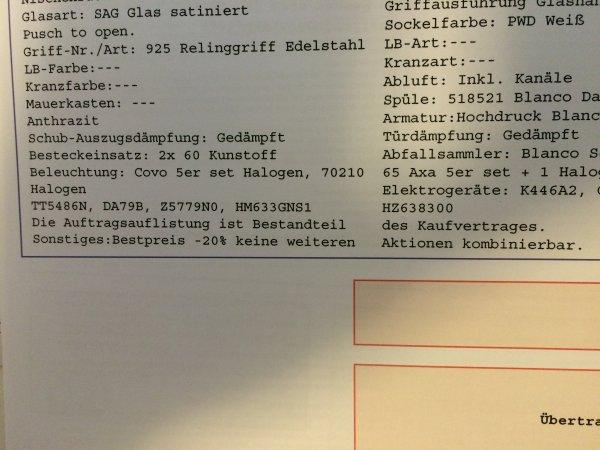 20 % auf Küchen bei Küchen Aktuell in Bornheim (limitiert auf 500 Verkäufe nach dem 08.01.)