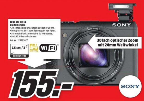MM [lokal Recklinghausen] Sony Cyber-shot DSC-HX50