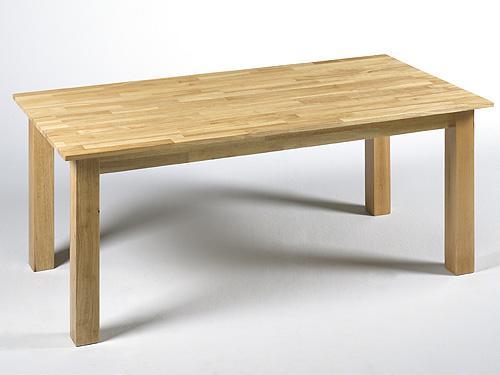 Massivholz Esstisch 180x90