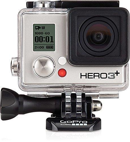 GoPro HD HERO3+ Silver Edition - 199€ @ amazon.de